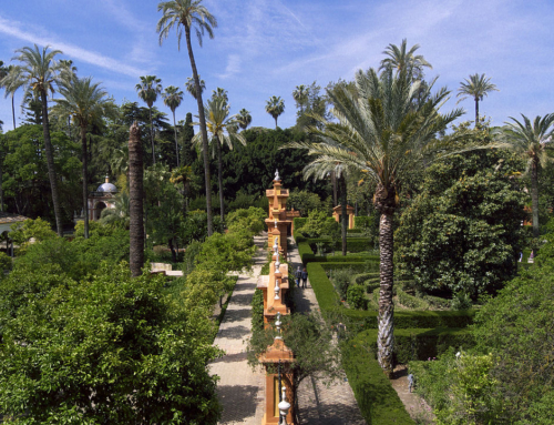 GARDENS OF ANDALUSIA (8 days/7 nights)
