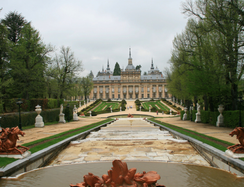 GARDENS OF THE CENTRE OF SPAIN (5 days/4 nights)